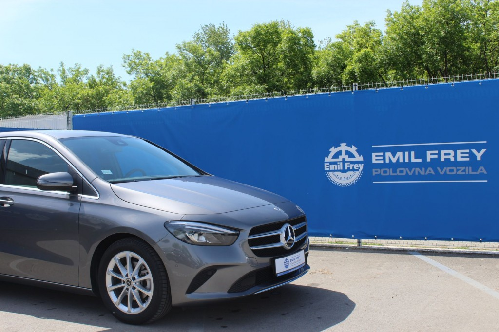 Emil Frey Polovni Automobili Mercedes Benz Centar Polovnih Vozila