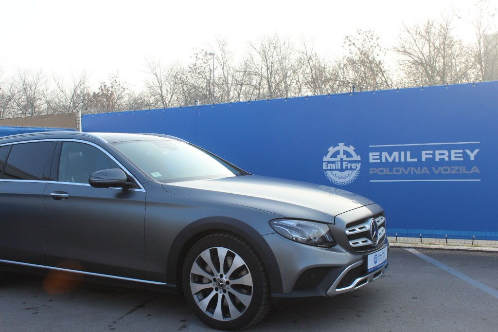Mercedes E-Klasa E 400D 4M ALL TERRAIN