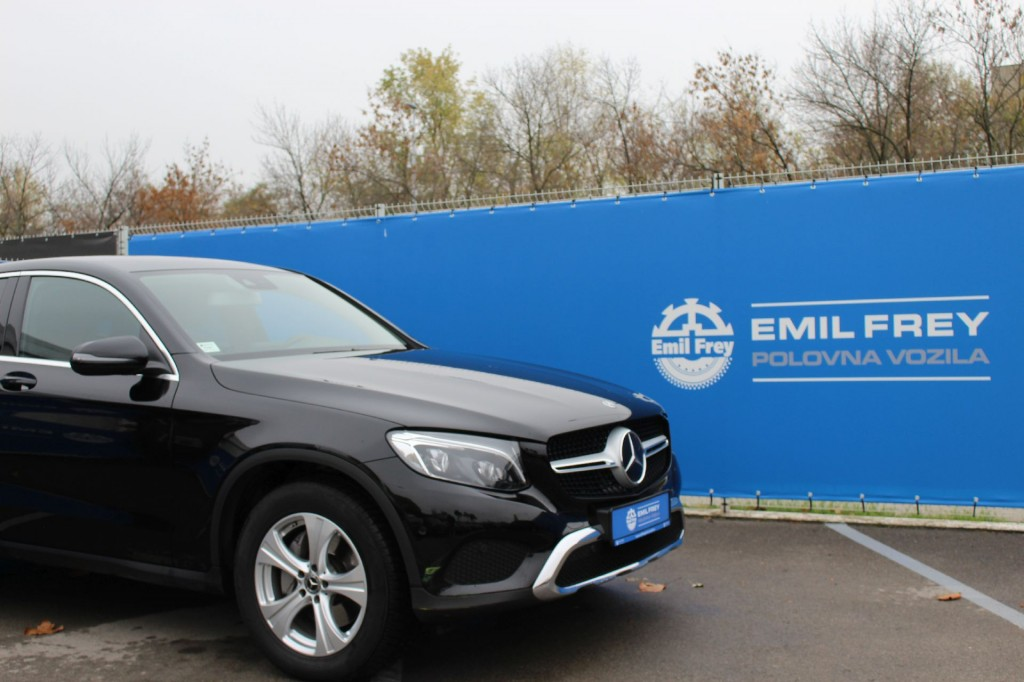 Mercedes GLC Coupe GLC COUPE 250D 4M