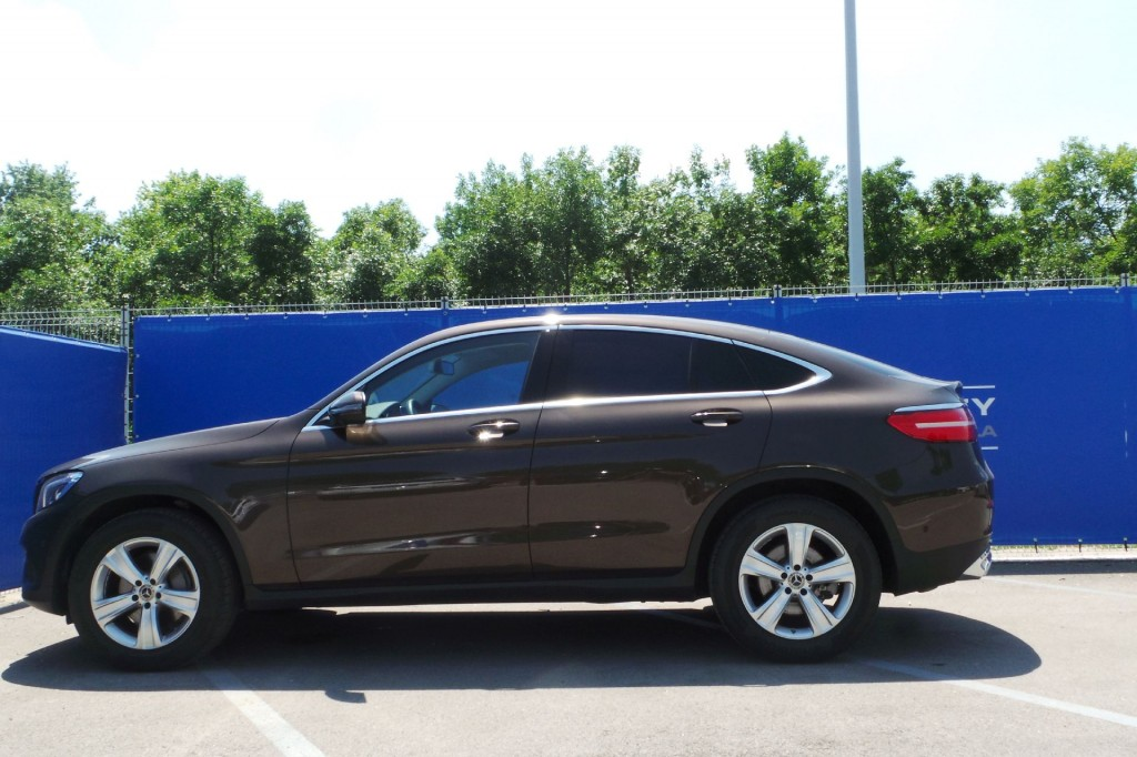 Mercedes  GLC Coupe GLC Coupe 220 CDI 4M